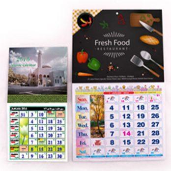 Wall Calendar Printing in Malaysia