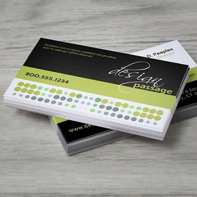 Business Card with UV Coating in Malaysia