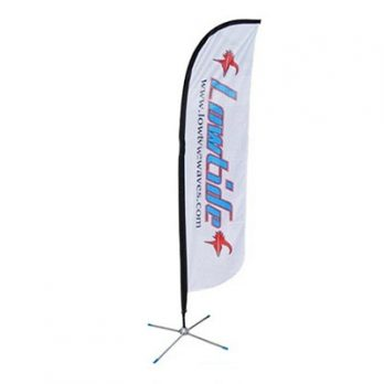 Wind Feather Flag Printing in Malaysia
