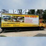2-singapore-johor bahru-high quality-container-truck-vehicle vinyl wrap