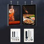 4-johor bahru-singapore-quality-aluminium-LED poster frame-sharp corners