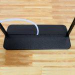 5-johor bahru-singapore-aluminium-mobile board-1 slot-black