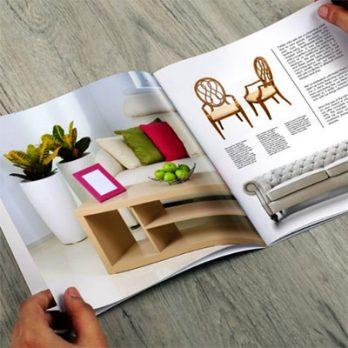 Soft Cover Saddle Stitch, Booklet Printing in Johor Bahru