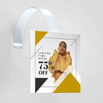 Shelf Wobbler Printing in Malaysia