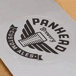 johor bahru-singapore-round-matte silver polyester label sticker