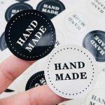singapore-johor bahru-round-synthetic paper label sticker-sheet