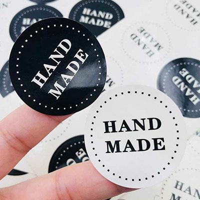 Round Sticker Labels Printing in Johor Bahru