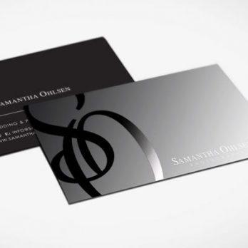Lamination Business Card Printing, Malaysia