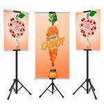 Adjustable Banner Bunting T Stand in Malaysia