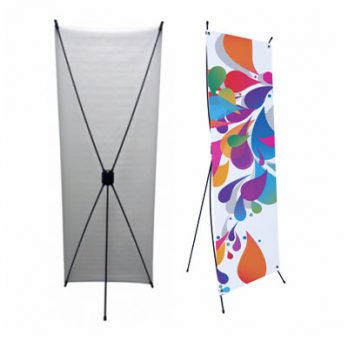 Banner X Stand for Sale at Low Cost - Johor Bahru, Malaysia