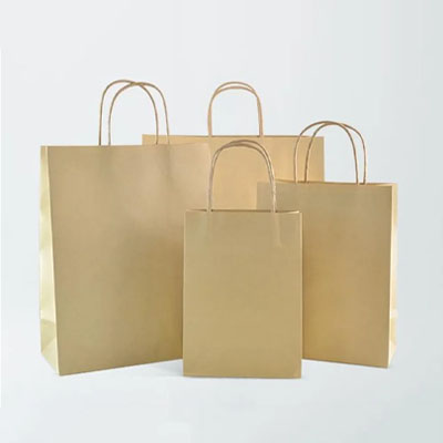 Top Brown Craft Paper Bag Printing Services in Malaysia