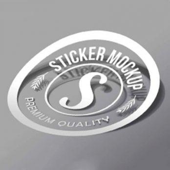 Clear Product Label Sticker Printing - GogoAds, Johor Bahru