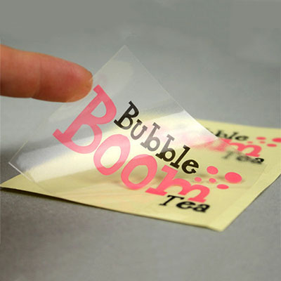 Best Transparent Label Sticker Printing in Malaysia
